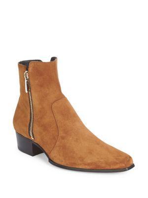 Suede Jodhpur Boots - BrownBalmain oY6BEqrK