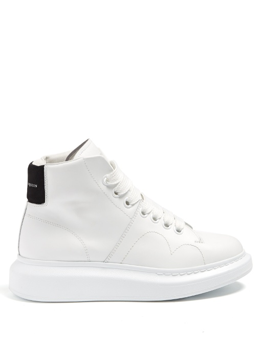 Outlet Locations Cheap Online Cheap Many Kinds Of Alexander McQueen high ankle sneakers - Black Clearance Purchase Cheap Sale Shop Offer xtJVLK