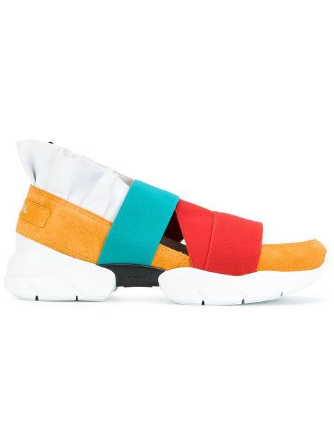 Emilio Pucci Seoul Sneaker Of The World - Multicolour
