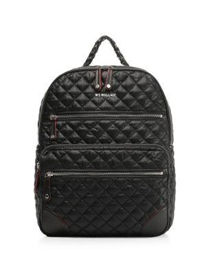 Small Crosby Backpack - Black