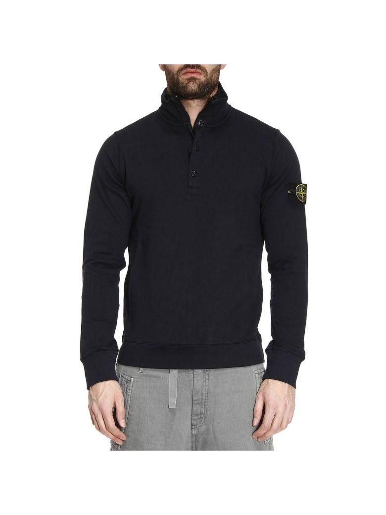 STONE ISLAND Sweater Sweater Men in Navy
