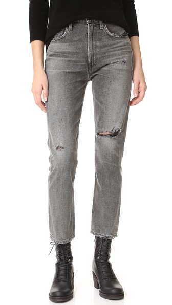 cropped straight jeans - Grey Citizens Of Humanity Free Shipping Good Selling Collections Cheap Online Clearance Inexpensive DOJqvk
