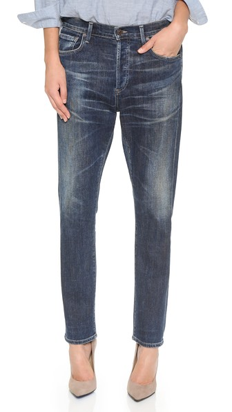 Corey Relaxed Boy Jeans, Gage