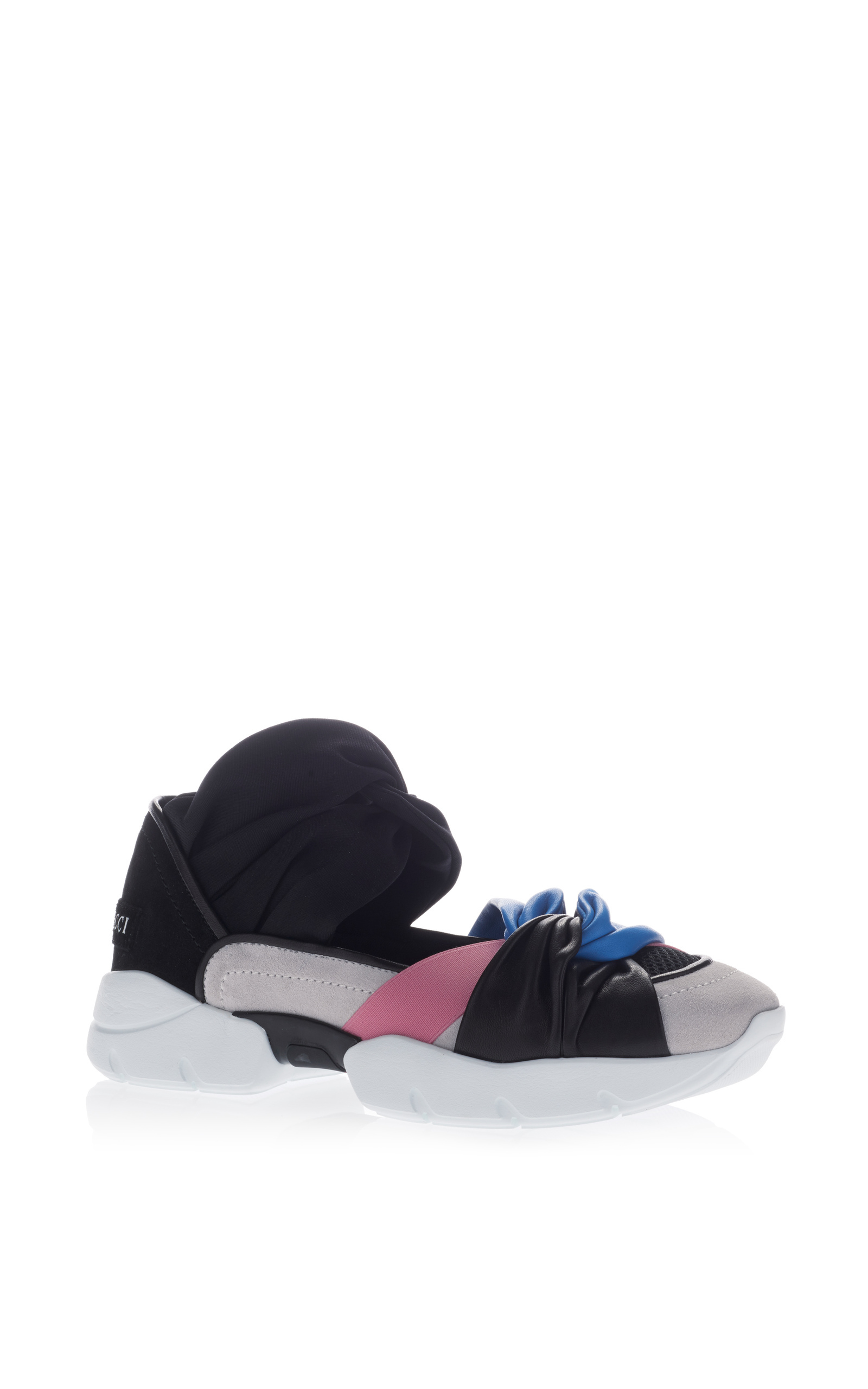Ballerina Sneakers, Black