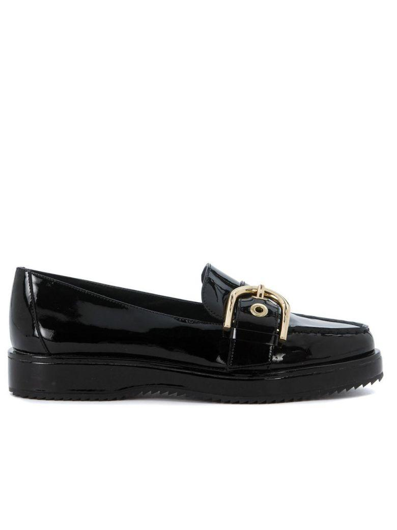 Cooper Black Patent Leather Loafers