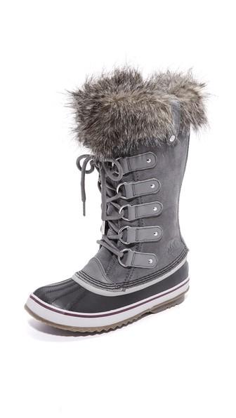 'Joan Of Arctic' Waterproof Snow Boot in Quarry