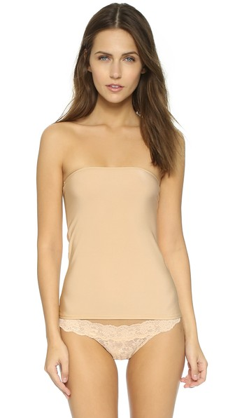 Second Skins Tube Top, Nude
