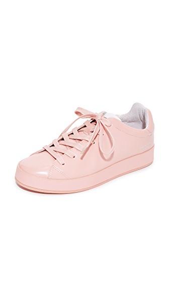 Rag & Bone Pink RB1 Low Sneakers Z2Prf4