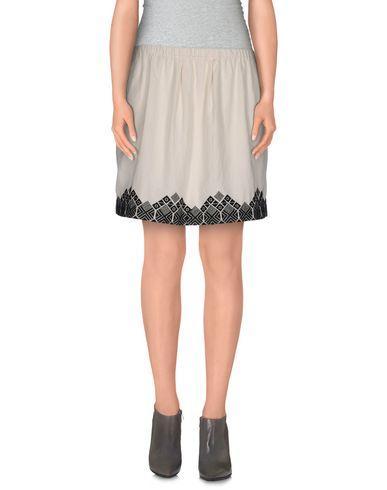 GAT RIMON Mini Skirt in White