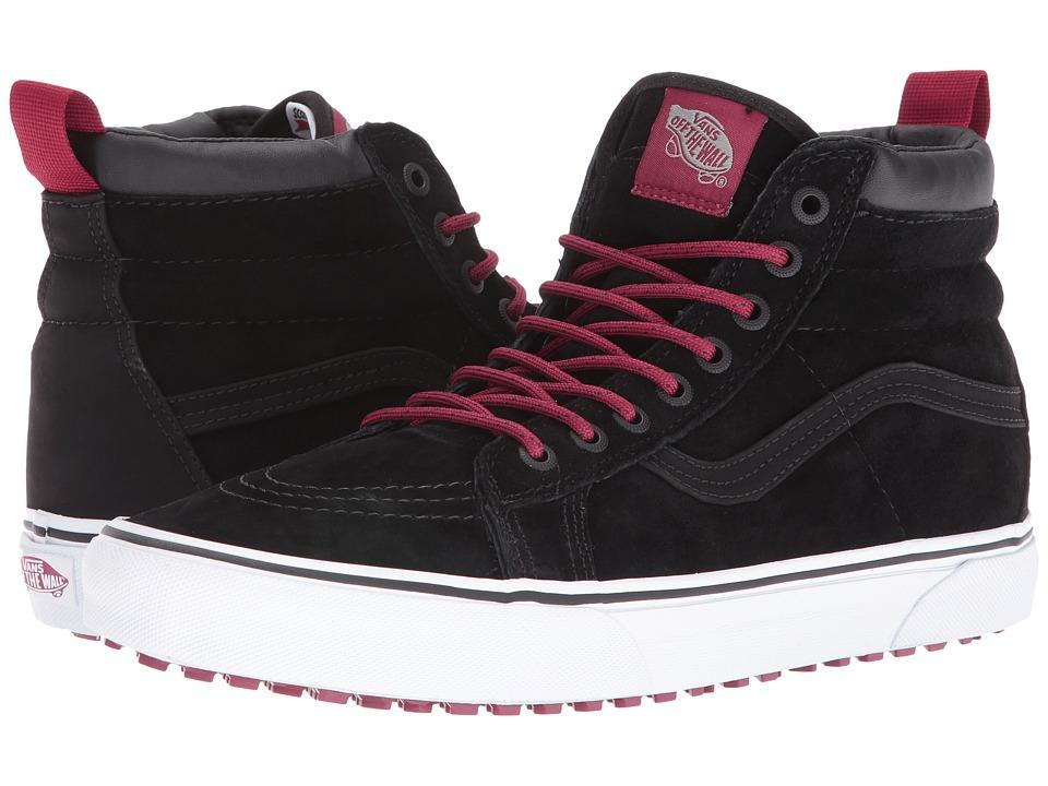 531799a73d1 VANS. Vans - Sk8-Hi Mte ((Mte) Black Beet Red) Skate Shoes