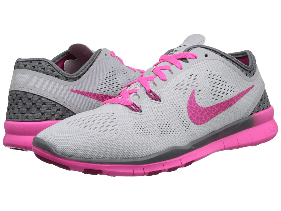 Nike - Free 5.0 Tr Fit 5 Breathe (Pure PlatinumCool GreyPink