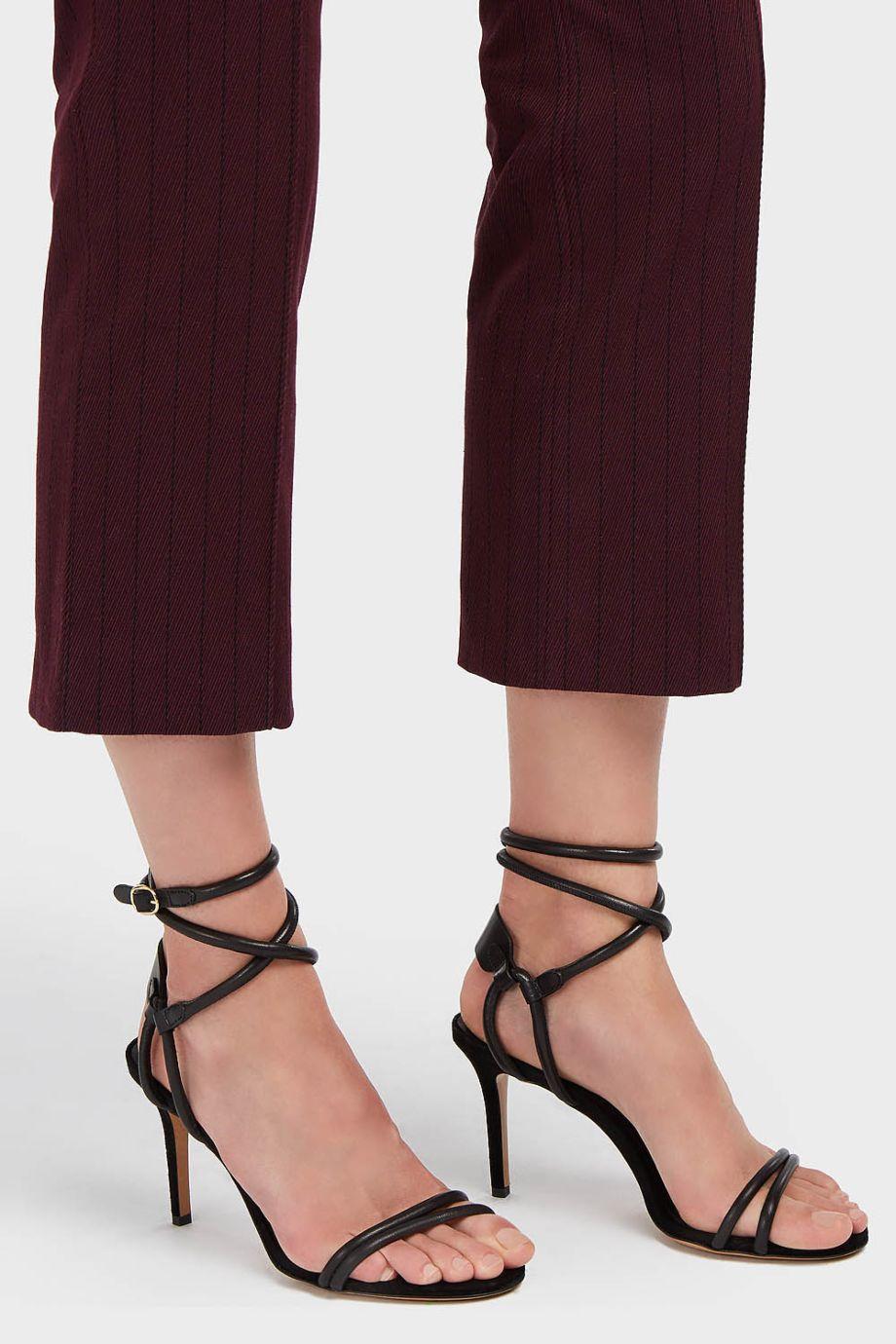 Isabel Marant Aoda leather sandals