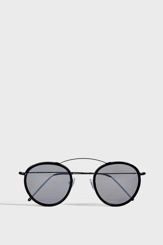 SPEKTRE SUNGLASSES Met-Ro 2 Acetate And Metal Sunglasses, Os in Black