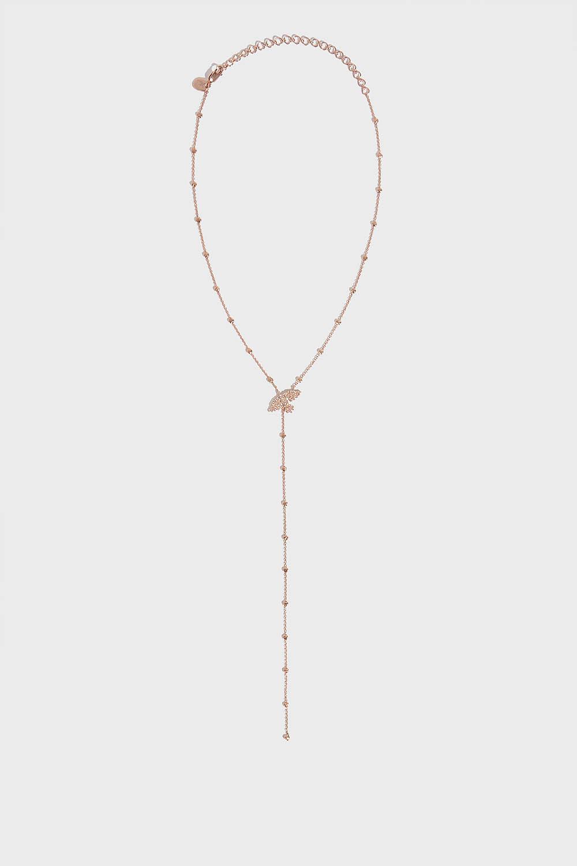 MAHA LOZI Jetsetter Necklace, Size Os, Women, R Gold