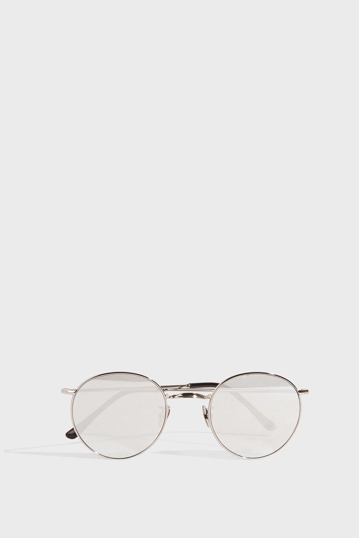 SPEKTRE SUNGLASSES P2 Sunglasses, Size Os, Men, Silver