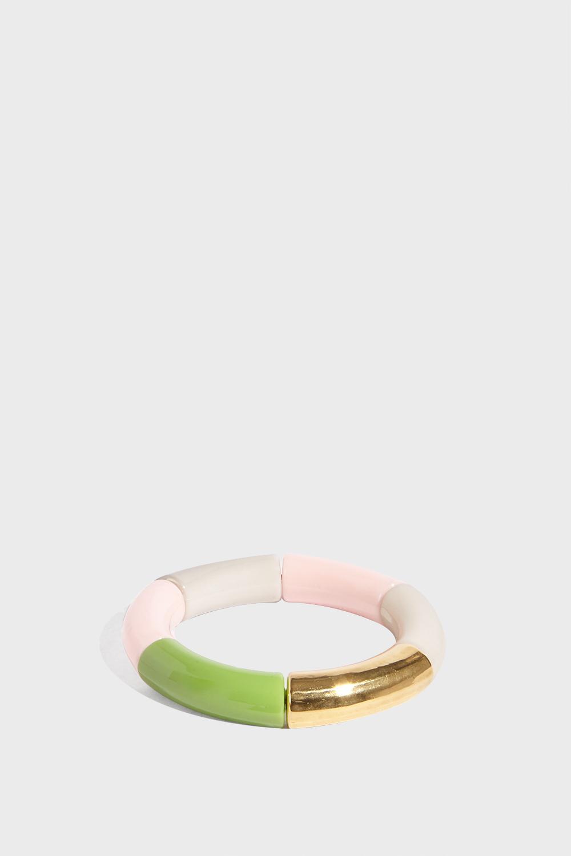 KYOTO TANGO Please A Pease Bracelet, Size Os, Women