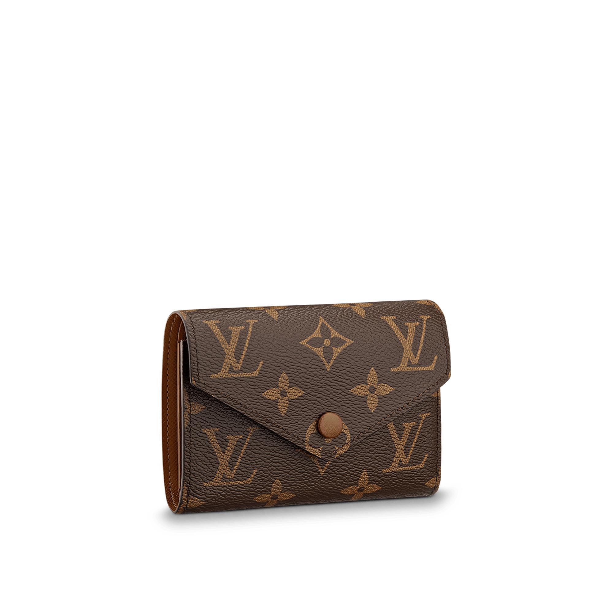 Victorine Wallet in Monogram
