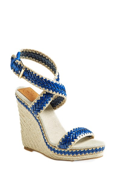Tory Burch Woven Platform Wedges outlet shop jtTynY2