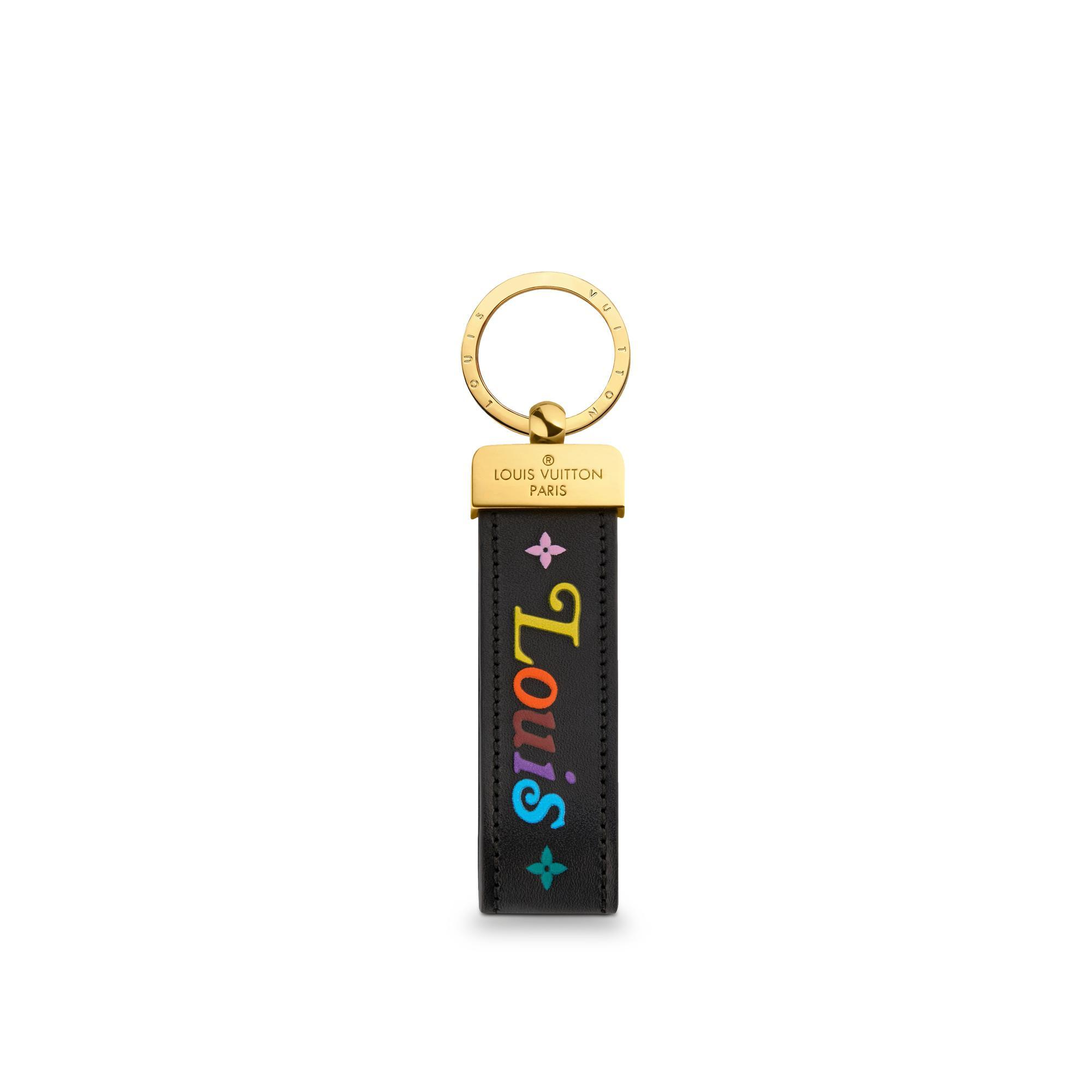 Louis Vuitton New Wave Dragonne Key Holder
