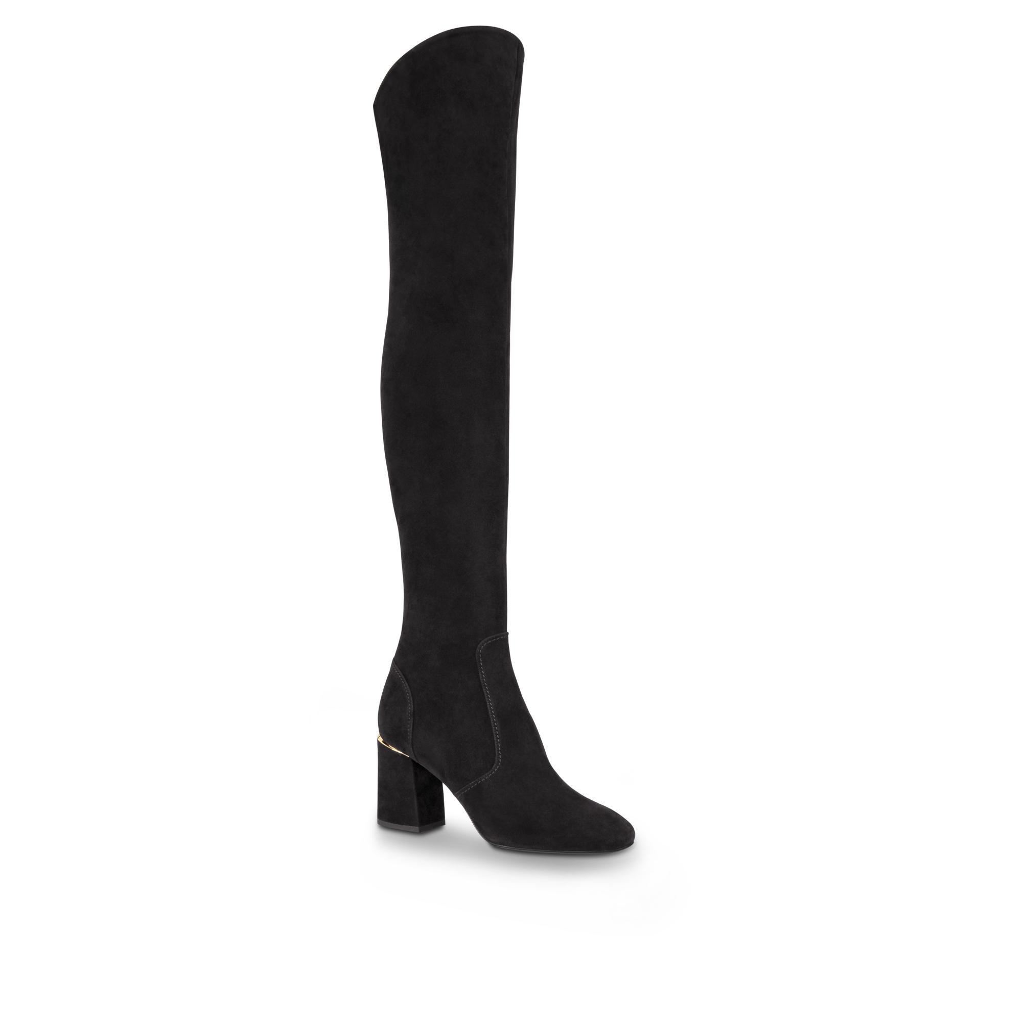 Skyline Thigh Boot from LOUIS VUITTON