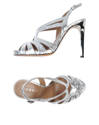 LERRE Sandals in Silver