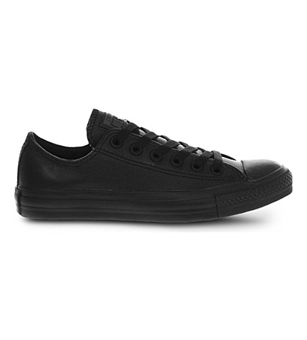 Women'S Chuck Taylor 1970S All Star Low-Top Sneakers In Black, Black Monochrome from EAST DANE
