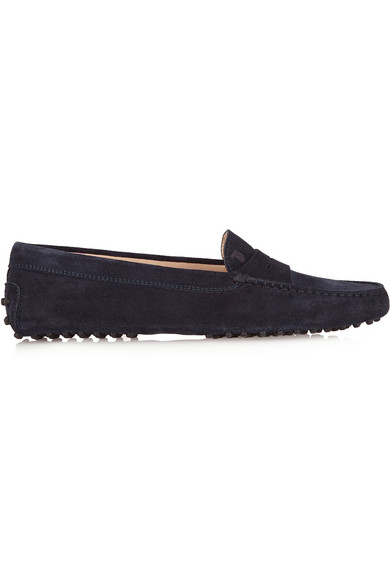 'Gommino' Driving Shoes, Navy