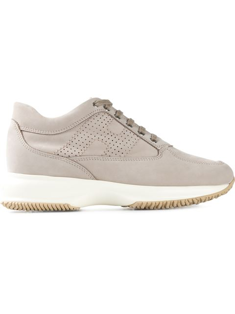 'Interactive' Sneakers, Beige