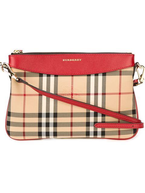 Burberry Red Crossbody Bag