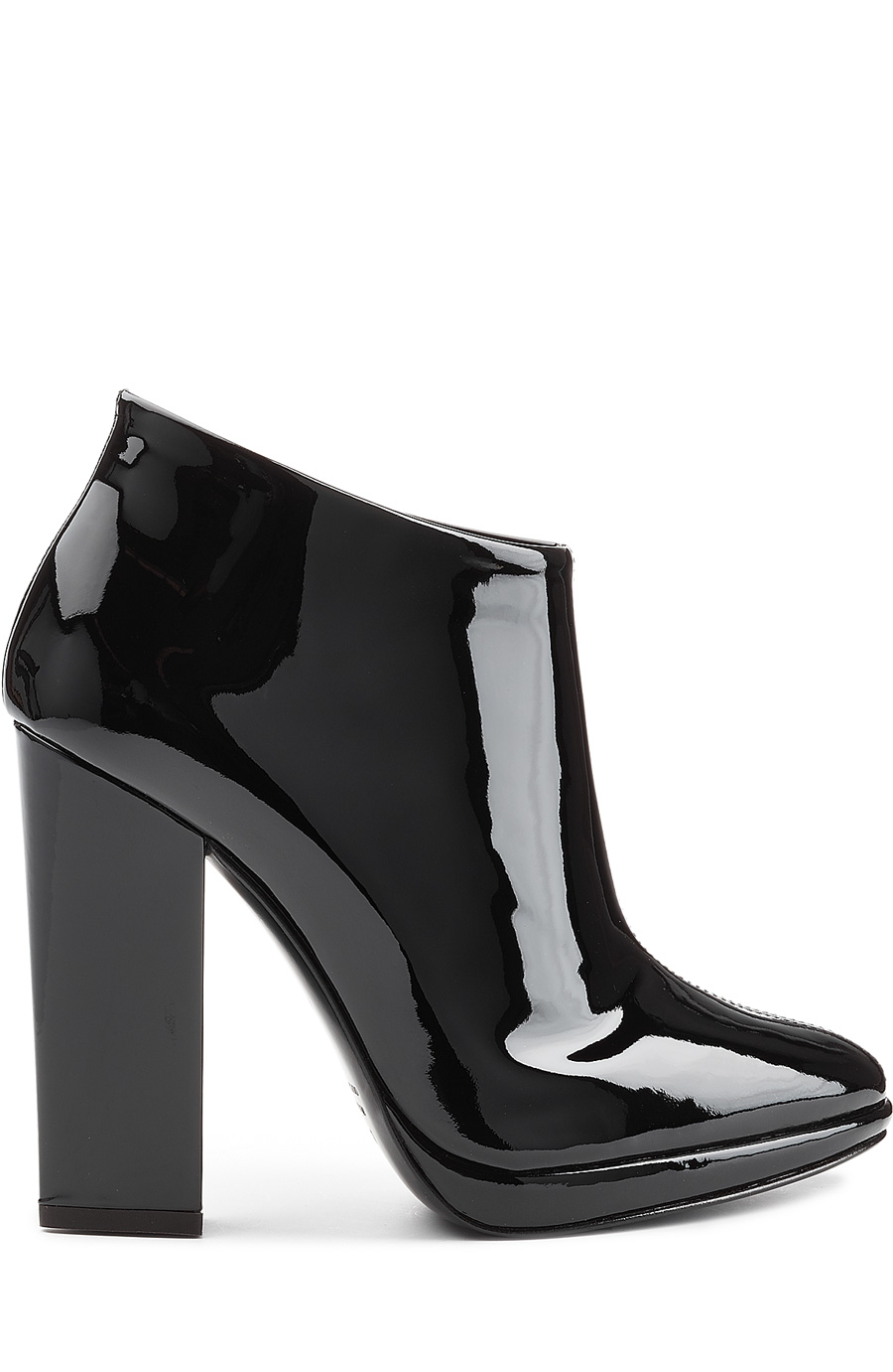 Giuseppe Zanotti Patent Leather Ankle Boots TrRKDfhO