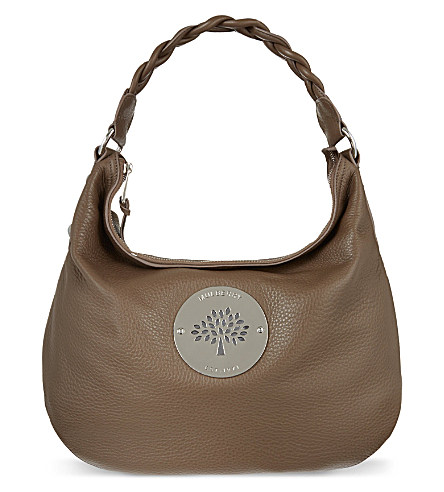 ... wholesale mulberry daria pebbled leather hobo bag taupe 2b368 ae467 74a3a890f7dcd