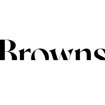 Browns Fashion Coupon: Up to 60% off.