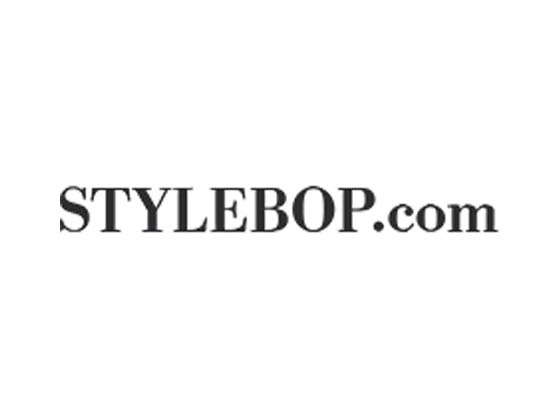 STYLEBOP.com Coupon: Different kind of promotions each day until Christmas.