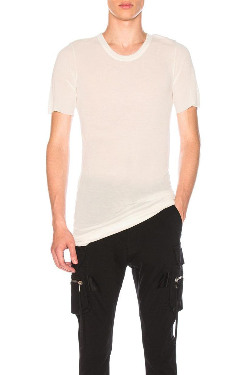 RICK OWENS Cotton-Blend Shell Drawstring Trousers, Black