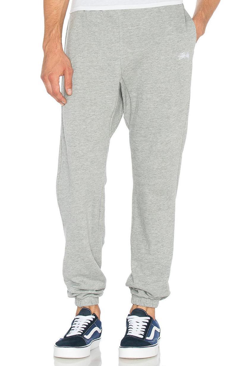 STUSSY Basic Sweatpant, Grey