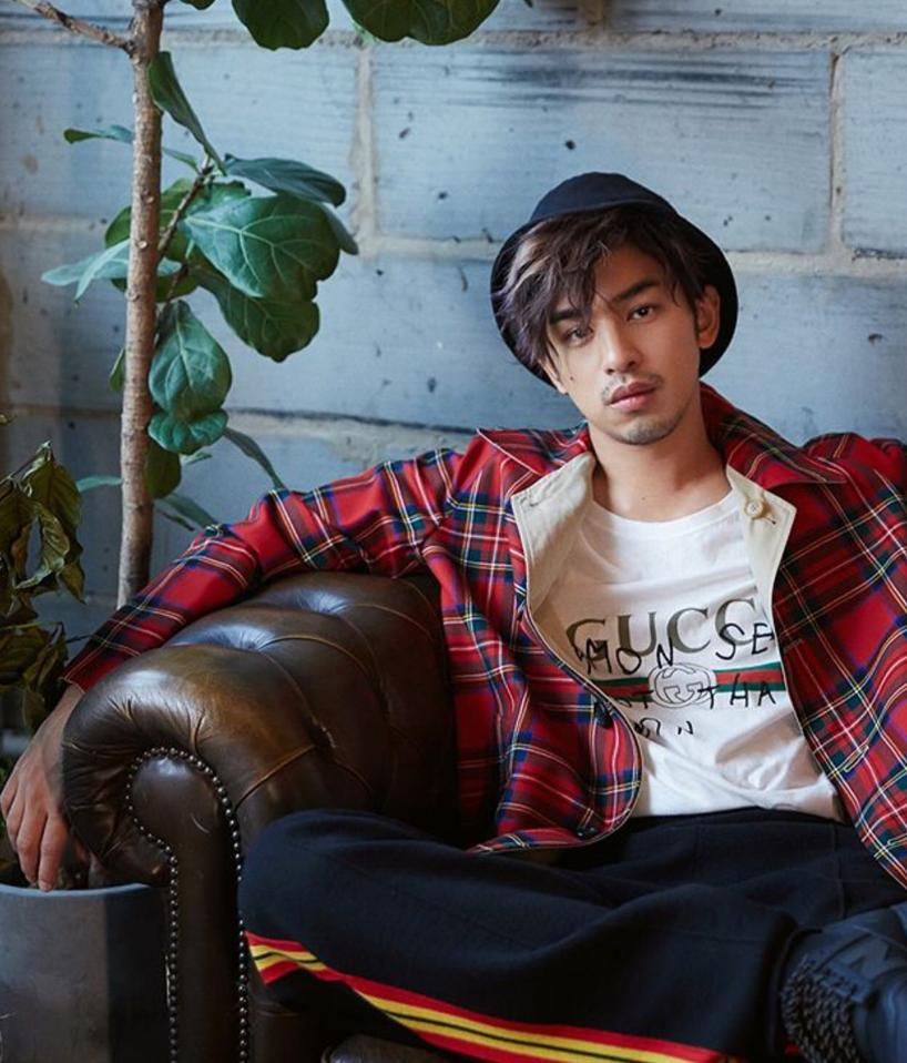 GUCCI Distressed Printed Cotton-Jersey T-Shirt - White