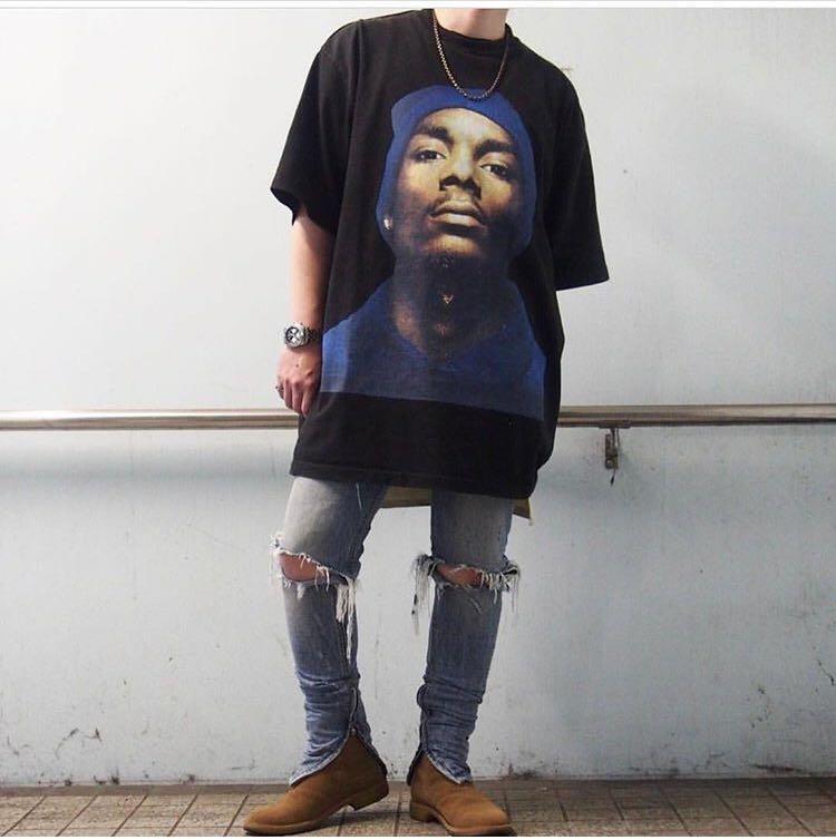 GUCCI Appliquéd Printed Cotton-Jersey T-Shirt, Black