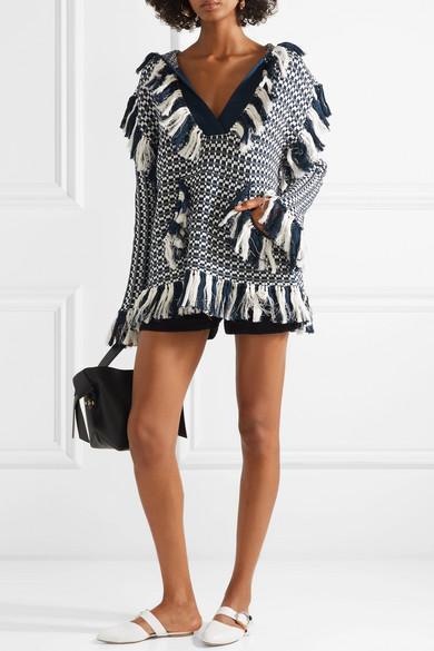 FRAME Black 'Le Cutoff' Denim Shorts, Noir